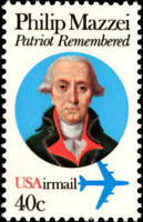 Scott#: C98 - Phillip Mazzei Single Stamp MNH OG -- Free Shipping --