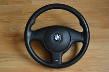 BMW E39 M5 E46 M3 E38 E53 X5 330 M SPORT M TECH M-Technic STEERING WHEEL +AIRBAG