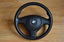 BMW E39 M5 E46 M3 E38 E53 X5 330 M SPORT M TECH M-Technic STEERING WHEEL +AIRBAG