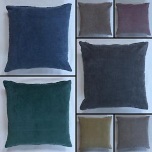 Handmade Fernando Suede Like Cushion Cover Pillow Case Home Sofa Bed Decor