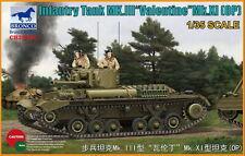 "Bronco Model kit CB35146 1/35 Infantry Tank MK.III ""Valentine"" Mk.XI (OP)"
