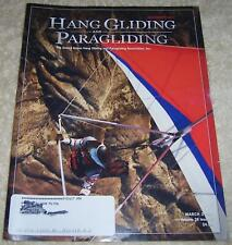 Hang Gliding & Paragliding Magazine March 2008