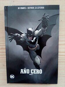 DC Comics - Batman - Año Cero - Parte 1 - Salvat - 2018