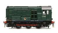 Hornby R3484 Late BR 0-6-0 '13363 Class 08 - DCC Ready  OO Gauge - Special Offer
