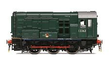 Hornby R3484 Late BR 0-6-0 '13363' Class 08 / OO Gauge/DCC Ready - Special Offer