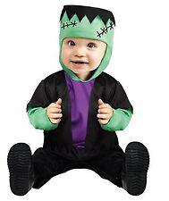 Childrens tobbler Baby Frankenstein Carino Halloween Fancy Dress 18 24 mesi