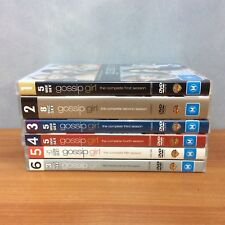 Gossip Girl Complete Collection - Seasons 1-6 - R4 DVD - Excellent/Like New Cond