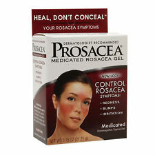 Prosacea Rosacea Multi-Symptom Treatment Gel NEW - 0.75 oz