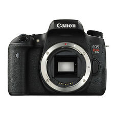 Canon EOS Rebel T6s Digital SLR Camera Body 24.2 MP Wi-Fi Brand New
