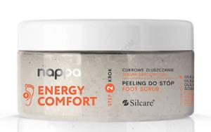 Energy Comfort Foot Peeling Sugar Exfoliation Stopy Cukrowe Złuszczanie 400g