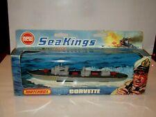 Matchbox Sea Kings K-302 Corvette NMIB