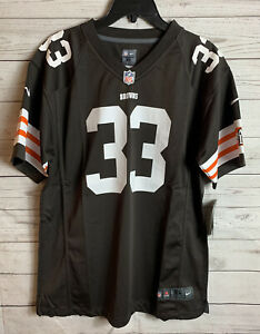 Nike Trent Richardson #33 Cleveland Browns Youth Football Jersey NEW XL