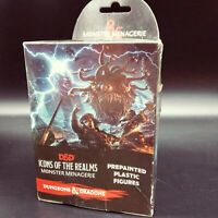 Dungeons & Dragons Icons of the realms monster menagerie prepainted plastic mini