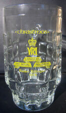 Christmas1978 VRI Canadian Royal Regiment Baden Sollinger German Beer Mug Italy