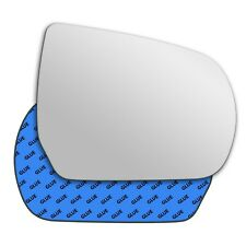 Right wing adhesive mirror glass for Cadillac ATS 2013-2019 768RS
