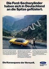 Ford-v6-Moteur - 1977-publicité-publicité-vintage print ad-vintage publicidad