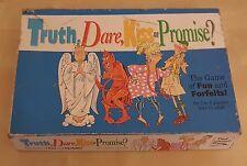Rara Vintage Juego-Truth, Dare, Kiss o promesa