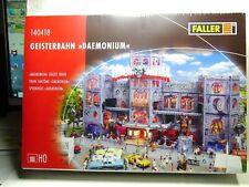 FALLER HO SCALE DAEMONIUM GHOST TRAIN AMUSEMENT PARK KIT 140418