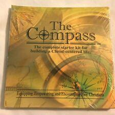 Brand New ~ The Compass ~ DVD + CD & Booklet ~~ Starter Kit For Christians ~ NEW