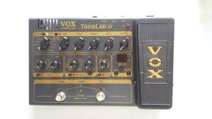 Vox ToneLab ST Gitarre Multi Effekte Pedalen Staubsauger Schlauch Effektor