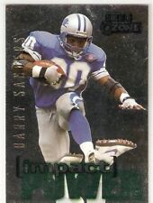 BARRY SANDERS 1995 SKYBOX IMPACT POWER STARS OF THE ZONE 26 IP26 DETROIT LIONS