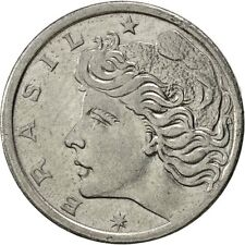 New listing [#540142] Coin, Brazil, 2 Centavos, 1967, Vf(30-35), Stainless Steel, Km:576.1