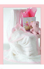 Baby Afghans/Throws Crocheting & Knitting Patterns