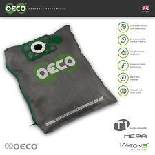 OECO® Vaclensa - Reusable washable hoover vacuum bag for Proclean C167 C9 C17 C2