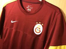 More details for galatasaray turkish super lig football training shirt jersey top