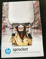HP Sprocket 200 Photo Printer white