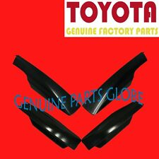GENUINE OEM TOYOTA 06-12 RAV4 FRONT REAR ROOF RACK LEG COVER COMPLETE SET OF 4