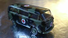* Brekina 33181 VW T2 Military Bus Ambulance x 1 1:87 HO Scale