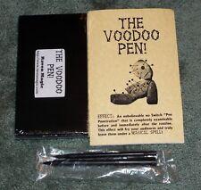 Richard Raven's The Voodoo Pen