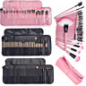 32 Pcs/set Kabuki Make-up Brush Professional Eye Cosmetic Brushes with Case Kit