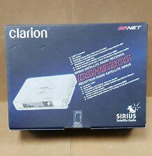Clarion DSH920S Sirius Car Satellite Radio Tuner for Compatible Clarion Receiver