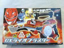 Bandai Tokumei Sentai Go Busters Buster Gear Series 08 DX Raio Blaster