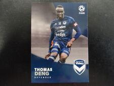 2017/18 TAP'N'PLAY A-LEAGUE CARD NO.110 THOMAS DENG MELBOURNE VICTORY