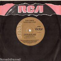 "EURYTHMICS - THORN IN MY SIDE - 7"" 45 VINYL RECORD - 1986"