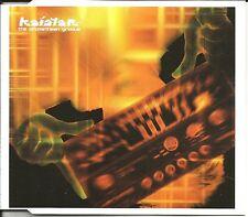 BT KAISTAR City of Angels MIXES & EDIT UK CD single SEALED DEEPSKY Edge Factor