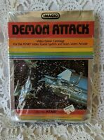 Demon Attack by Imagic for Atari 2600 7800 Factory Sealed Shrink wrapped NIB