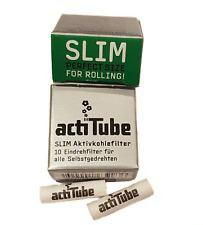 NEU! actiTube (Tune) Aktivkohlefilter Slim 7mm 1x10 Stück