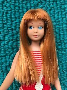 Vintage Barbie CUTE TITIAN Straight-Leg SKIPPER