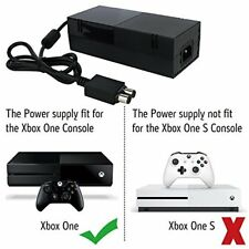 Alimentatore Xbox One Brick X-BOX 1 Console Cavo Adattatore CA KIT DI SOSTITUZIONE