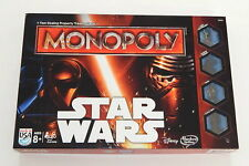 Monopoly Star Wars 2015 Parker Brothers R9513