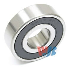 Radial Ball Bearing 6203-2RS-16mm With 2 Rubber Seals & 16mm Bore 16x40x12mm