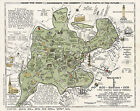 Historical+Pictorial+Map+Shawmut+Boston+1630+and+1930+-+300+years+Progress+11x14