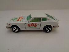 Datsun 260 Z SOS  Firma Majorette Maßstab 1/60  Nr.229  70er Jahre