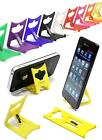Mobile Phone, Mp3 Player Holder YELLOW iClip Folding Travel Desk Stand Rest