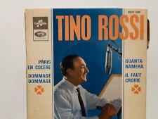 TINO ROSSI Paris en colère ESVF1080