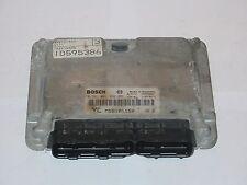 Motorsteuergerät ECU Rover 25 45 MG ZR 2.0 D 20T2N MSB101150 YL Bosch 0281001956